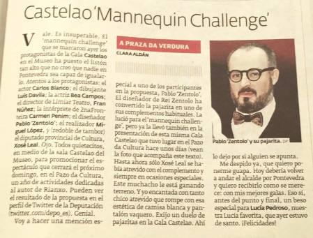 castelao mannequin challenge