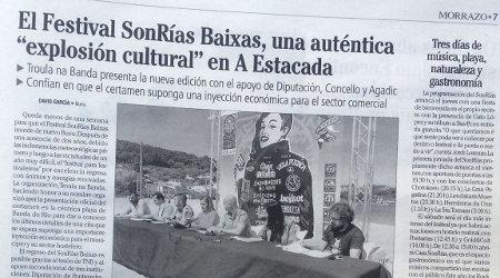 Festival SonRias Baixas